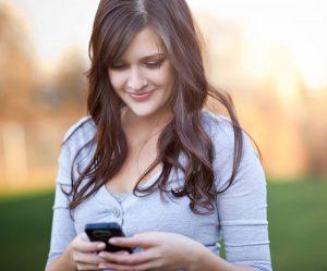 Как помириться с парнем по СМС? Оригинальный способ! фото